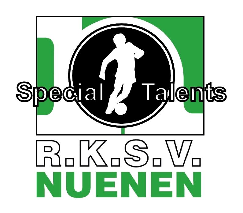 Start competitie voor Special Talents / RKSV Nuenen